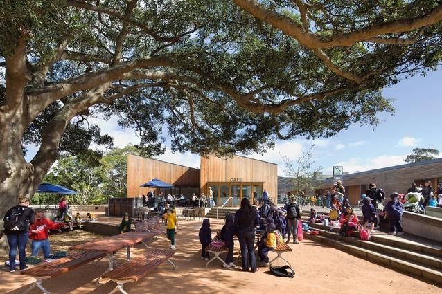 Urban Design Award – Taronga Zoo Upper Entry Precinct by BVN Architecture.