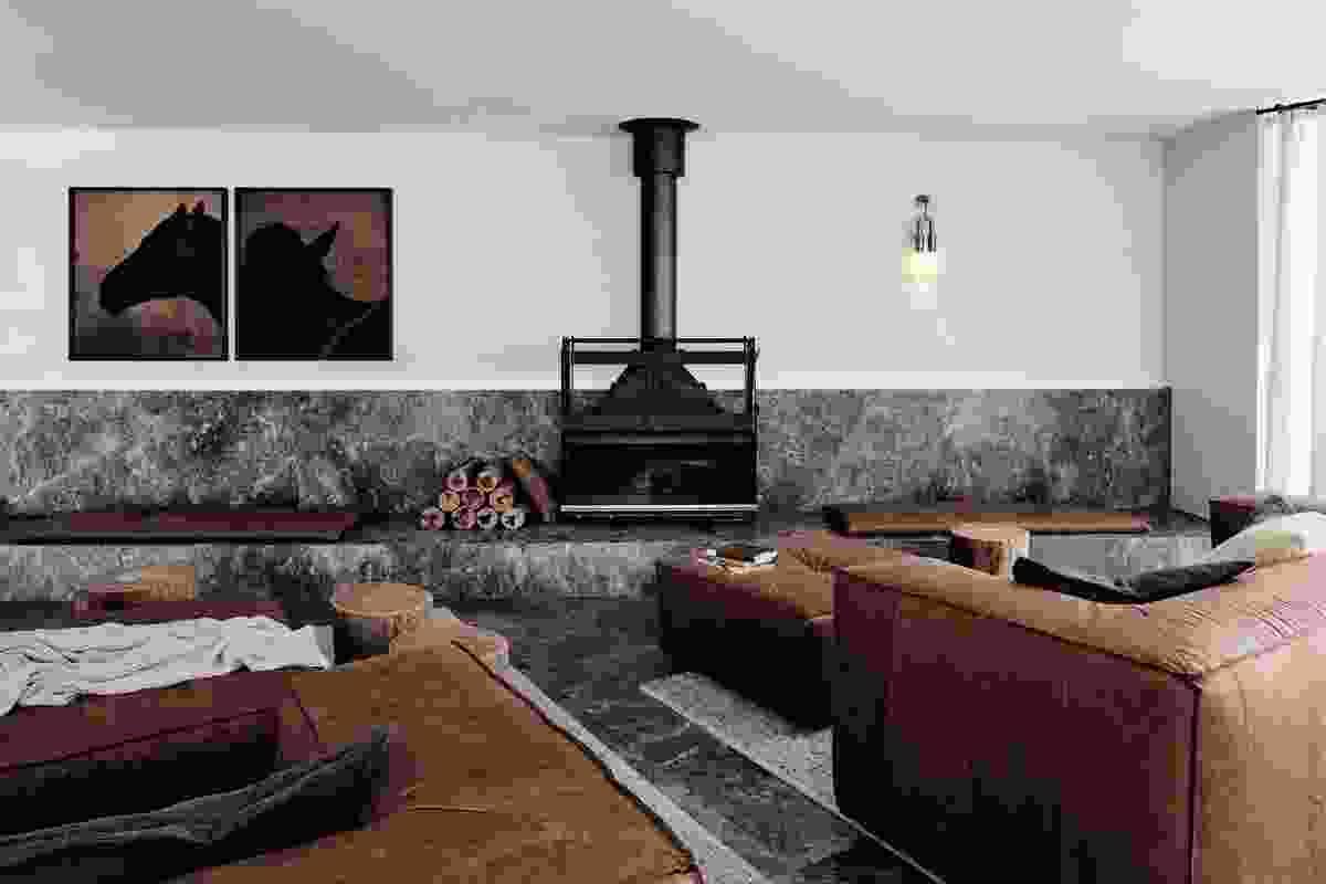 Mitchelton Winery Hotel by Hecker Guthrie.