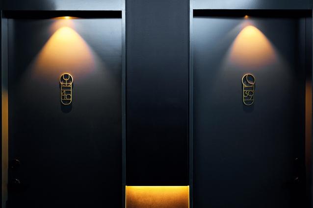 Jackalope Hotel identity by Fabio Ongarato Design.