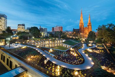 Peter Elliott Architecture + Urban Design | ArchitectureAU