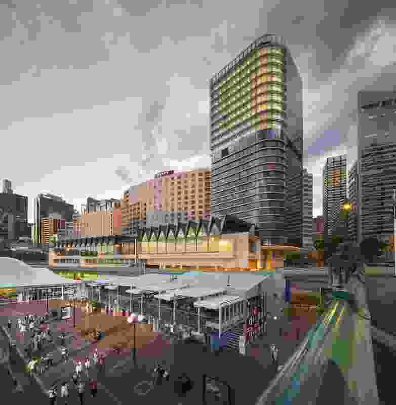 161 Sussex Street Redevelopment, Sydney by Cox Architecture.