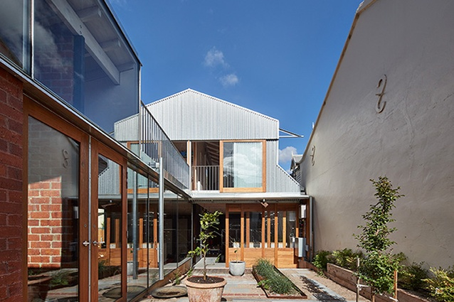 Melbourne Architours: Experiments in Living