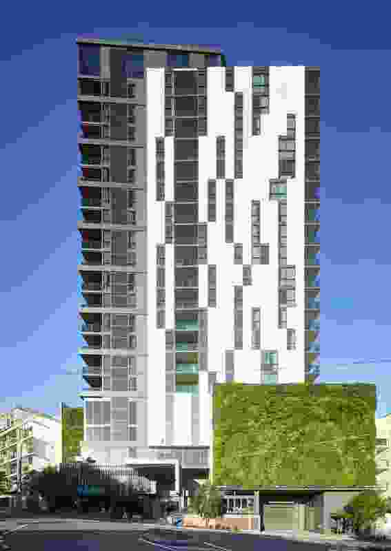 Botanica Residences by Rothelowman.