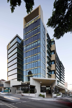Ipswich Government Office Building – Cox Rayner Architects