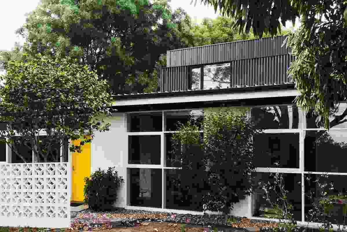 Rosanna House by Nest Architects.