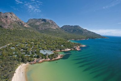 Freycinet Lodge is an existing eco-tourism development that has operated since the 1930s in the Freycinet National Park.