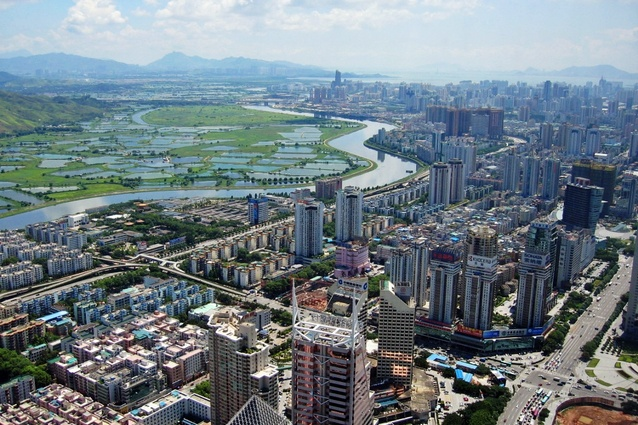 Think of all the resources needed to transform Shenzhen, a fishing town 35 years ago, into a megacity of more than 10 million people.