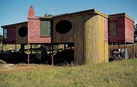 Fritsch house, Shoreham, 1976.