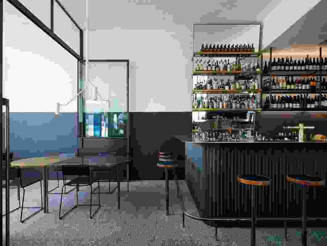 Bar Carolina by Chris Connell Design.