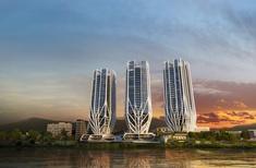 Zaha Hadid Architects' Brisbane tower trio axed