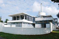 Sanatorium Zonnestraal, designed by Jan Duiker, in Hilversum.