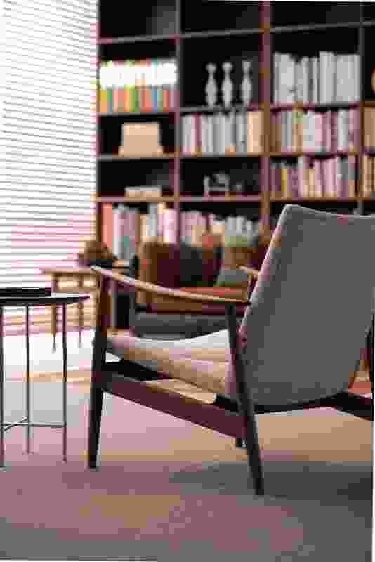 Rivage easy chair.