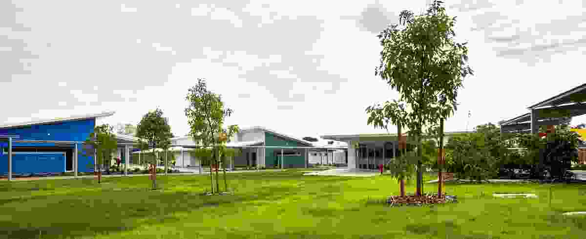 New Henbury School by Department of Infrastructure, Planning and Logistics, Northern Territory Government with MKEA Architects.