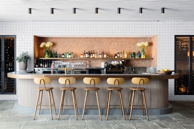 The Buena (Mosman, New South Wales) — Designer: SJB + TRD