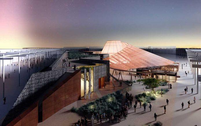 Bureau proberts to design australian pavilion at 2020 expo dubai