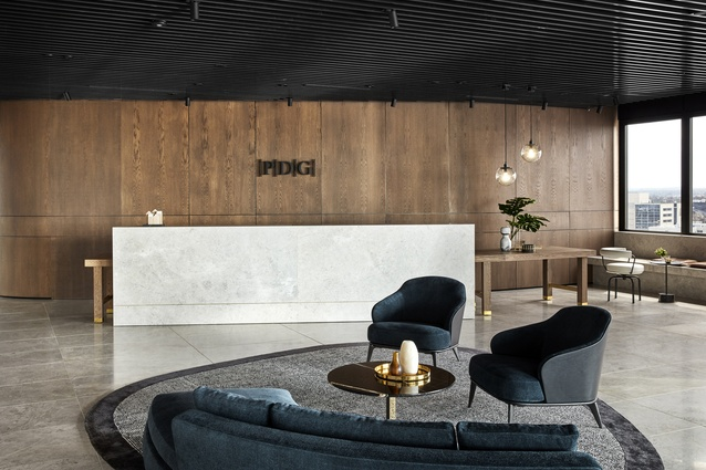 PDG Head Office by Studio Tate.