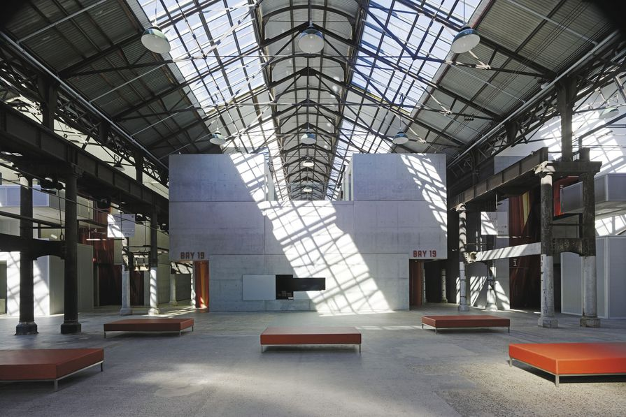 CarriageWorks Contemporary Performing Arts Centre (2006), Redfern, NSW.