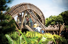 Wild Senses: The Ian Potter Children's Wild Play Garden
