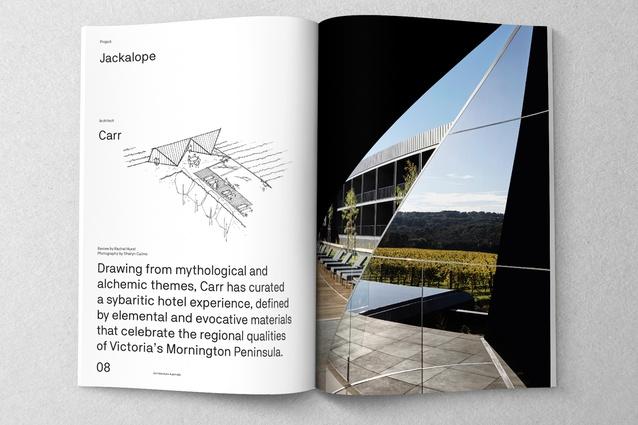 Jackalope designed by Carr.