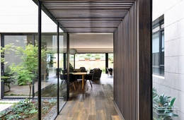 Sensitive yet striking: East Melbourne Terrace