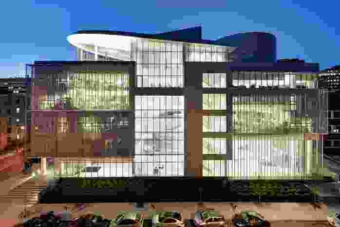MIT Media Lab Complex by Maki and Associates.