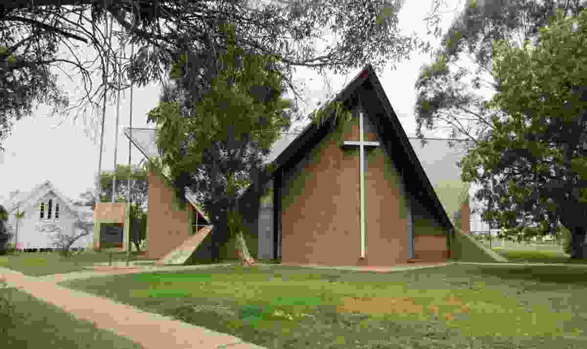 St Alban's Bush Brotherhood Church, Cunnamulla by Lund, Hutton, Newell, Black and Paulsen Architects.