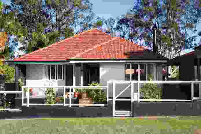 """The """"good bones"""" of the modest postwar bungalow have been meticulously maintained."""