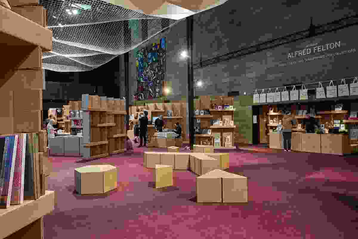 Melbourne Art Book Fair by Fold Theory.