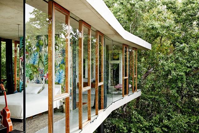 Planchonella House by Jesse Bennett Architect Builder.