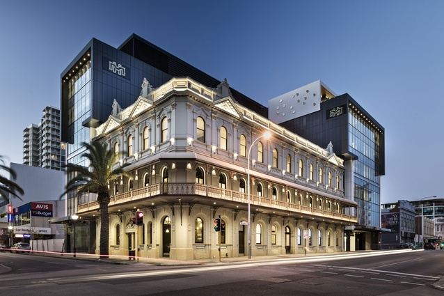 The Melbourne Hotel by The Buchan Group - Perth.