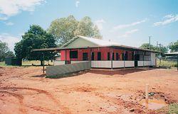 Three-bedroom house, Daguragu, NT.