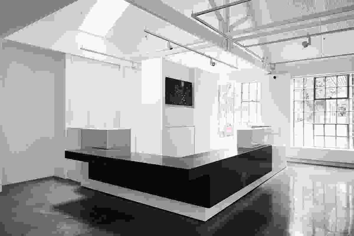 Buxton Contemporary by Fender Katsalidis includes five gallery spaces.