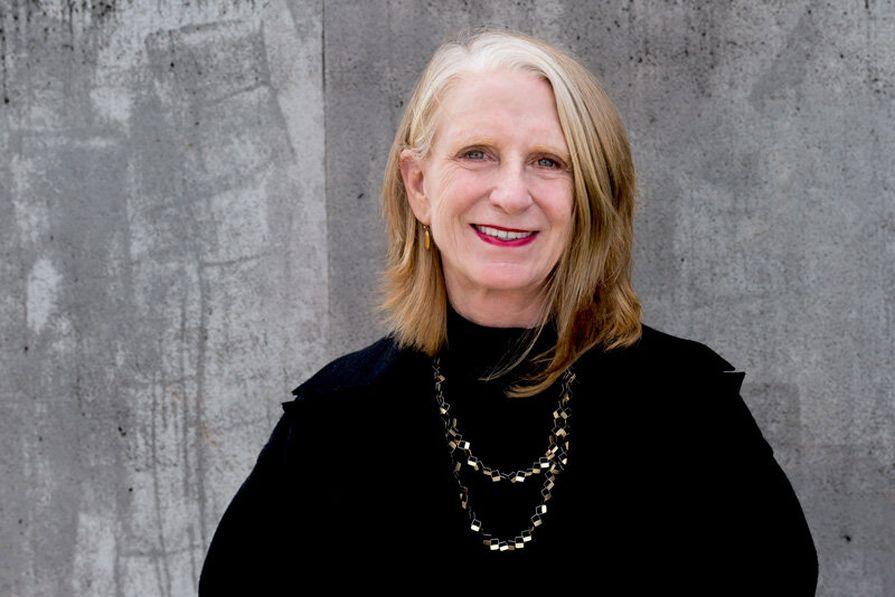 Kathryn Gustafson, winner of the 2019 Sir Geoffrey Jellicoe Award