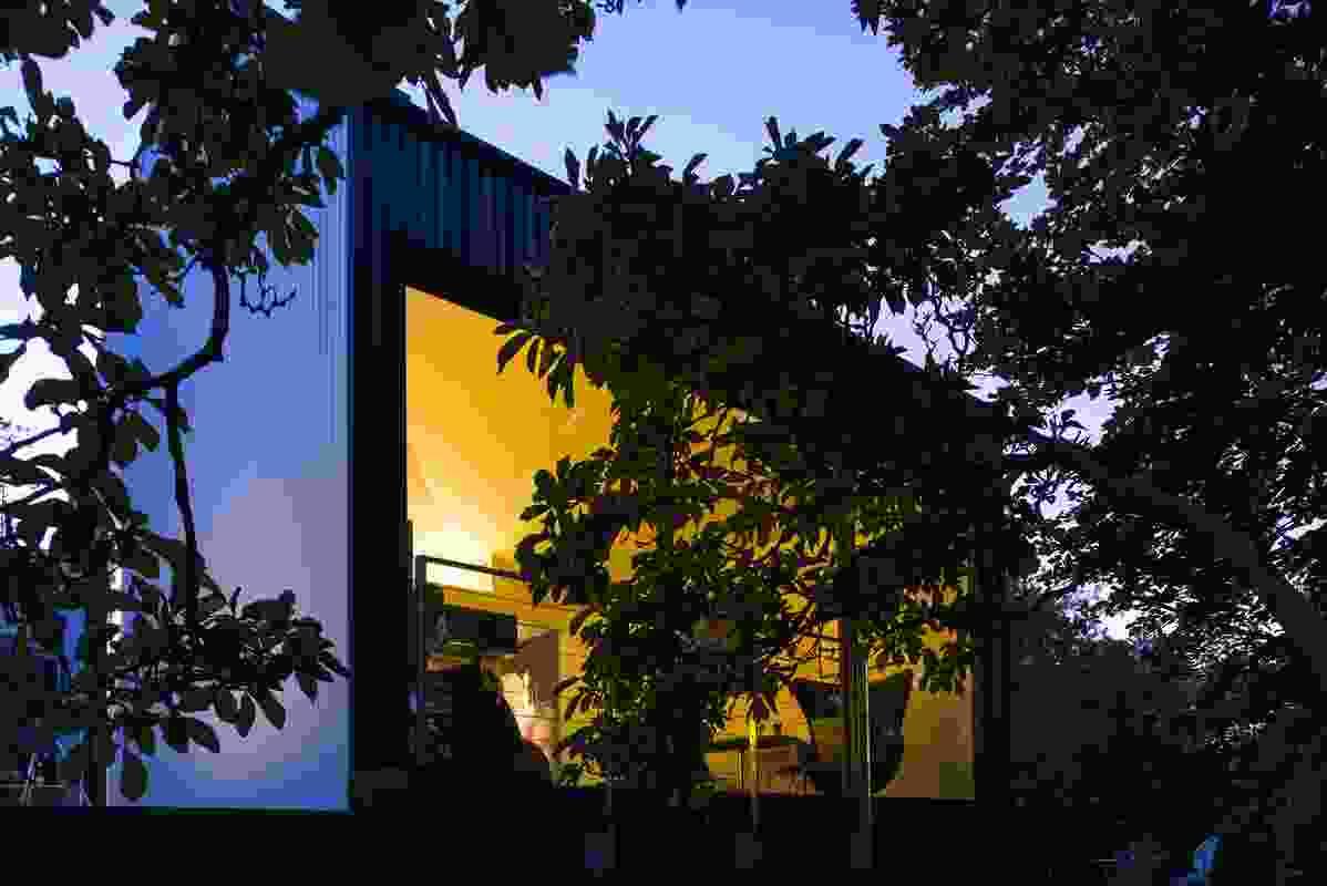 Hatherley Garden Pavilions and Birelli Art+Architecture+Design.