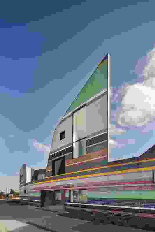 Dallas Brooks Community Primary School (Vic) by McBride Charles Ryan.