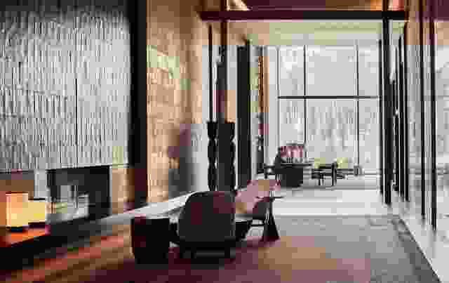 Park Hyatt Niseko Hanazono由BAR Studio设计。