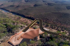 Cantilevered 'skywalks' to be built over gorge in WA's Kalbarri National Park