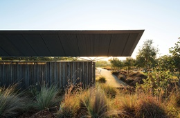 2017 National Architecture Awards: Nicholas Murcutt Award for Small Project Architecture