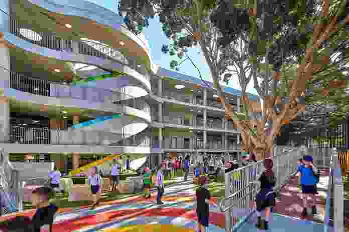 Bellevue Hill Public School by Group GSA.