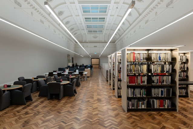 State Library of Victoria by Schmidt Hammer Lassen and Architectus.