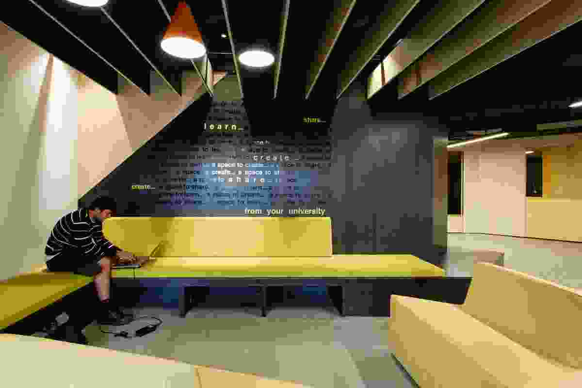 The Student Lounge by Preston Lane.