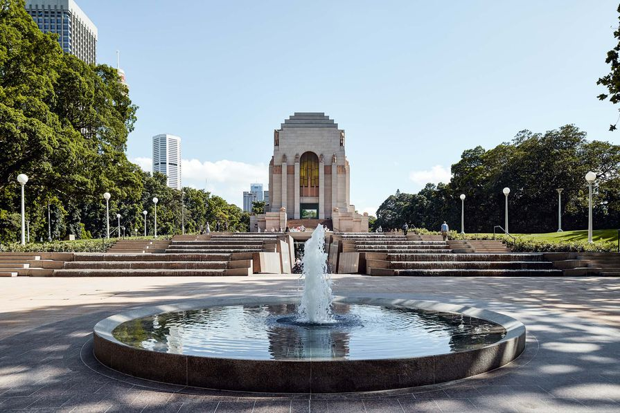 Anzac Memorial Centenary Project.