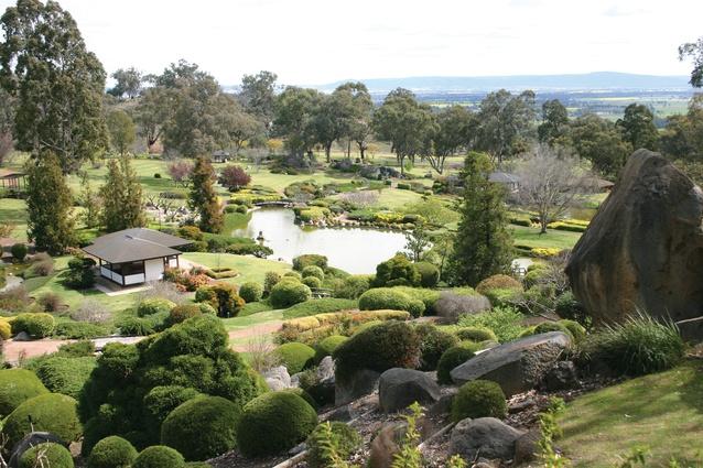 Australian architectures of internment architectureau for Rural australian gardens