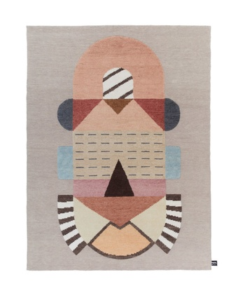 Cartesio by Elena Salmistraro for CC Tapis.