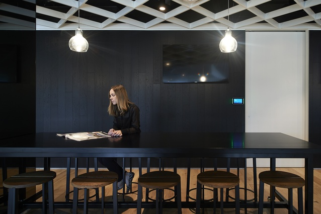 Australia Post   StarTrack House Sydney By Carr Design Group, Recipient Of  The 2015 Sustainability