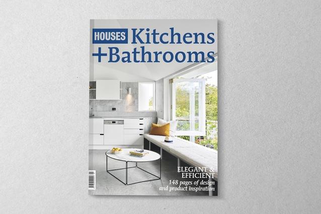 <em>Kitchens + Bathrooms</em> 13.