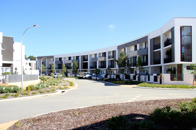 Perry Lakes Redevelopment Project by Coda Studio.