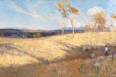Golden Summer, Eaglemont 1889