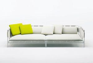 The Canvas sofa, designed by Francesco Rota.