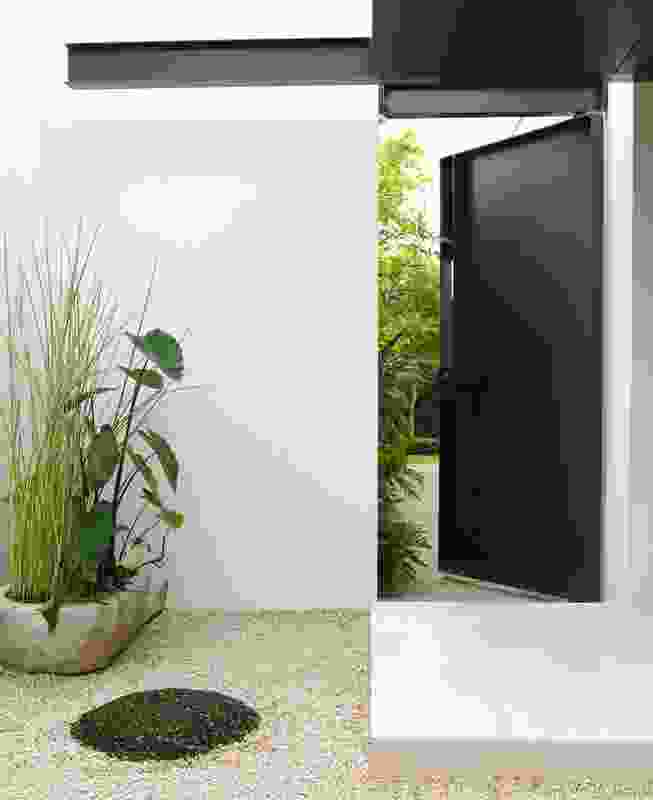 North Adelaide Villa Garden by Taylor Cullity Lethlean.